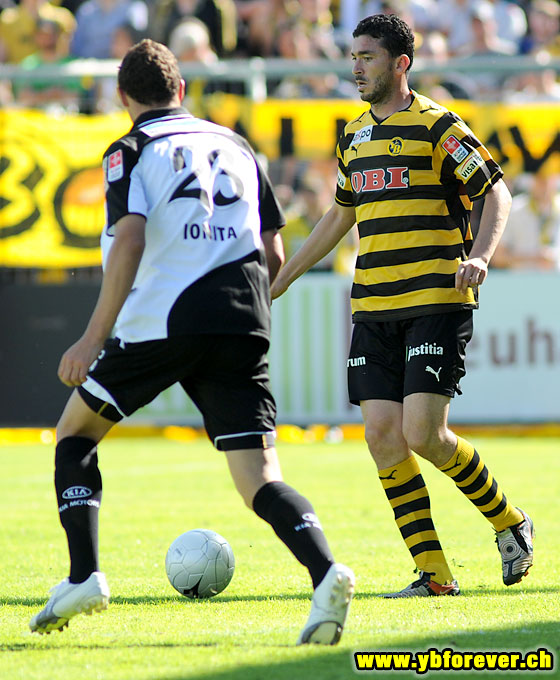 FC Aarau - YB