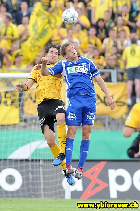 Lausanne Sports - YB