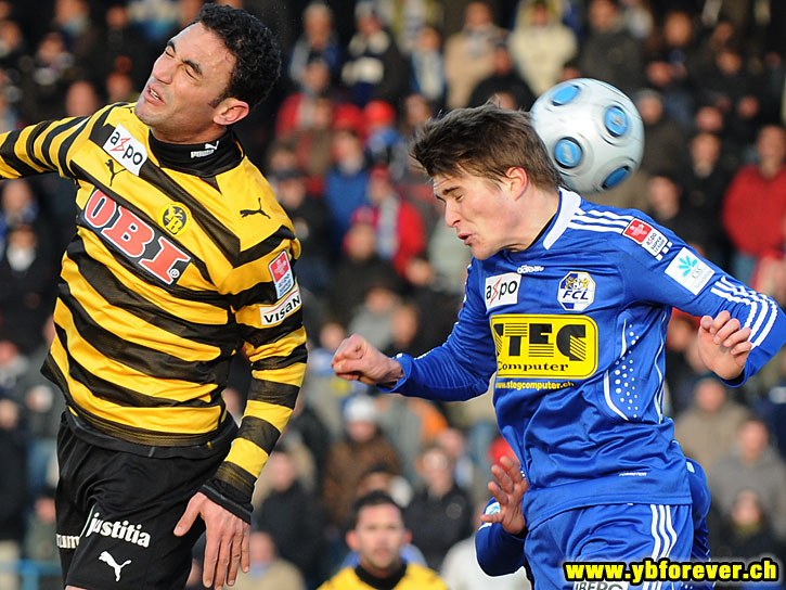 FC Luzern - YB