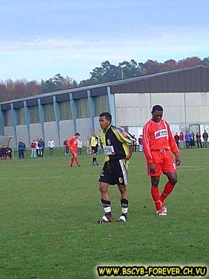 YB U21 - FC Biel