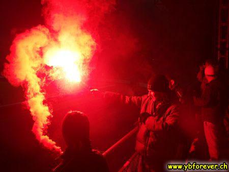 YB U21 - FC Malley