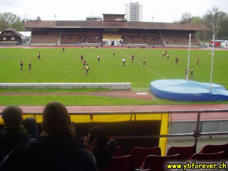 YB U21 - FC Martigny-Sports