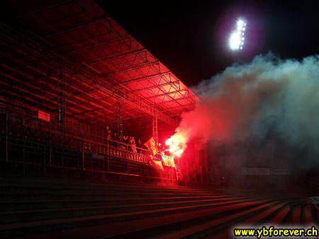 YB U21 - Stade Nyonnais