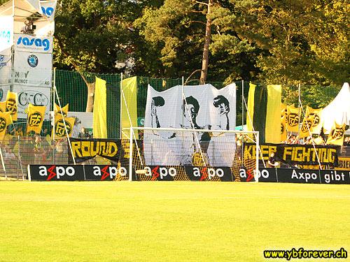 FC Schaffhausen - YB