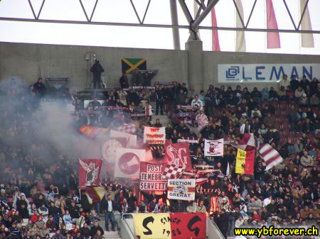 Servette FC - YB