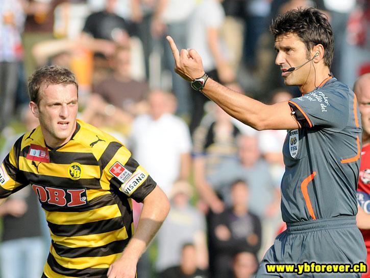 FC Baden - YB