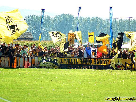 FC Bavois - YB