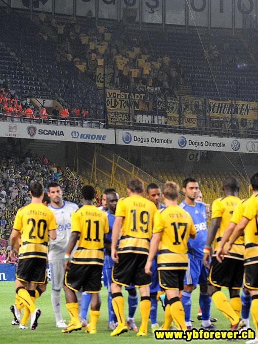 Fenerbahçe Istanbul - YB