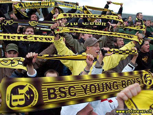 Eintracht Frankfurt - YB
