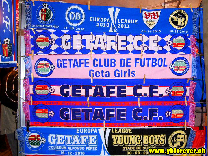 Getafe CF - YB