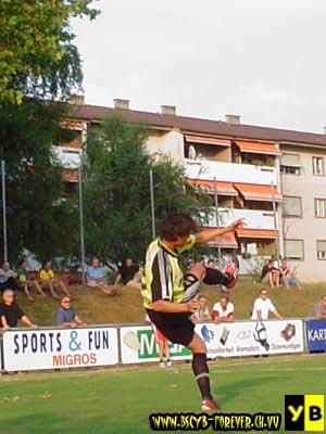 FC Grenchen - YB