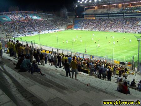 Olympique de Marseille - YB