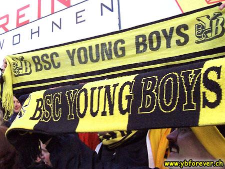 SC Kriens - YB