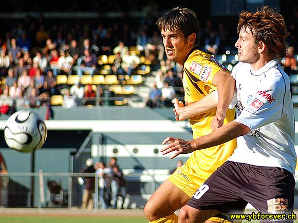 FC Locarno - YB
