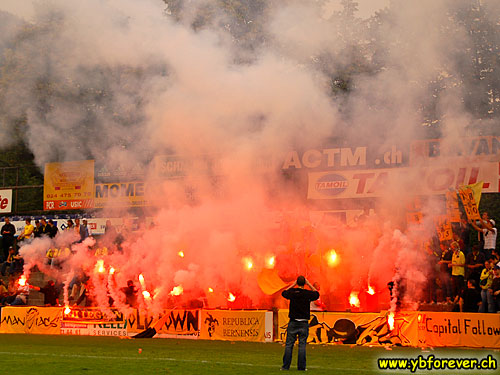FC Monthey - YB