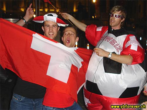 Schweiz - Südkorea