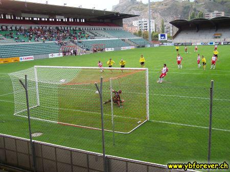 FC Sion - YB