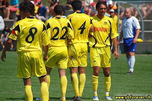 FC Spiez - YB