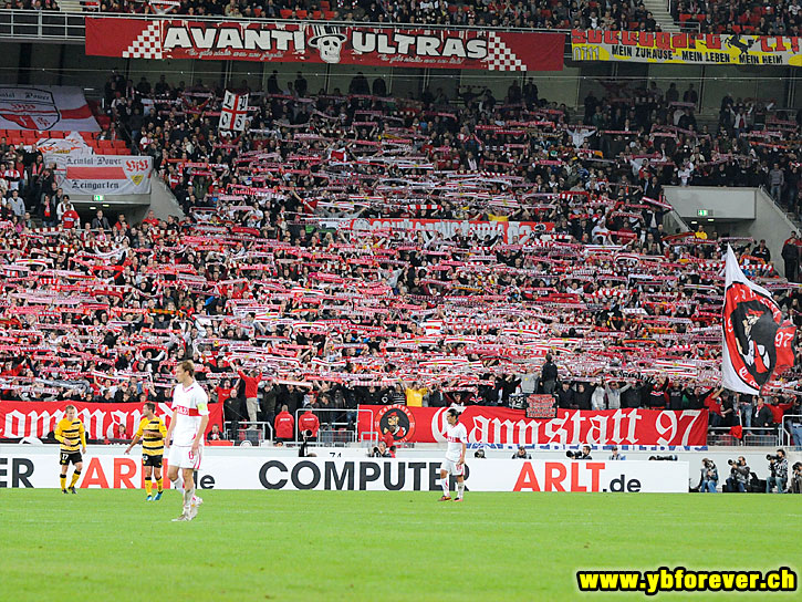 VFB Stuttgart - YB