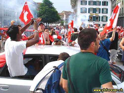 Togo - Schweiz