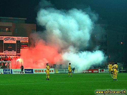FC Wil - YB