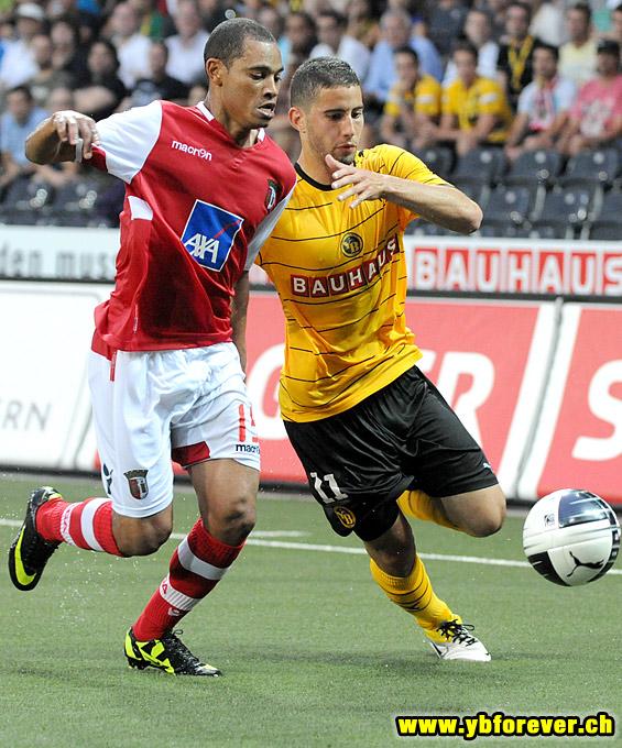 YB - SC Braga