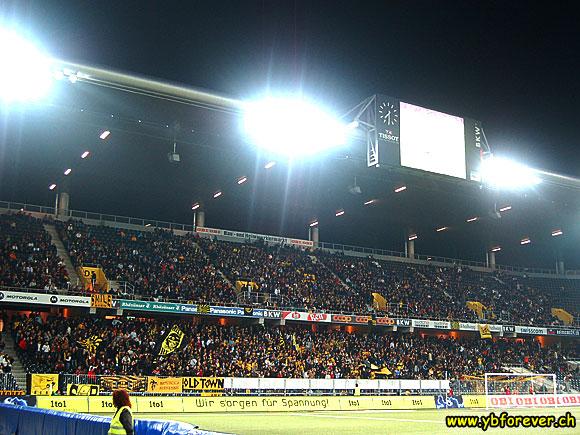 YB - Juventus Turin