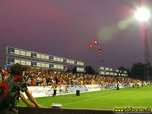 YB - FC Köln