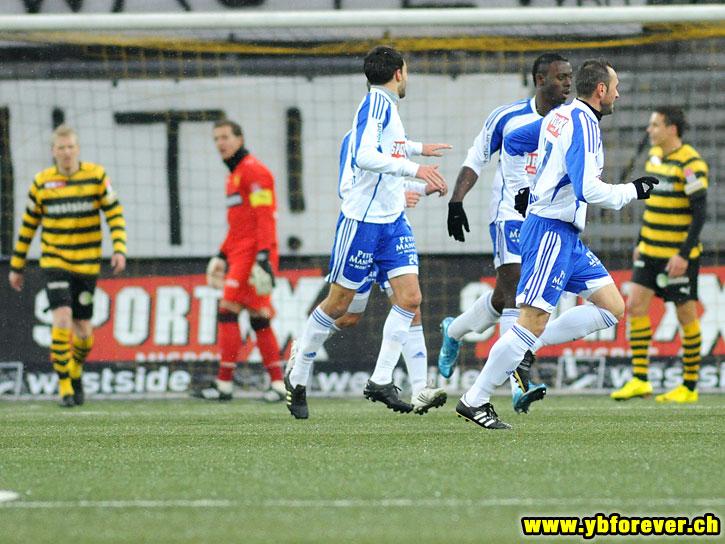 FC Lausanne - YB