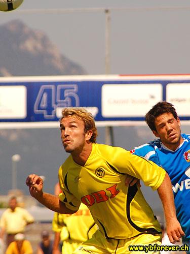 YB - Bayer Leverkusen