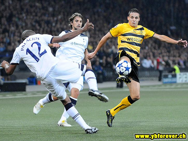 YB - Tottenham Hotspur
