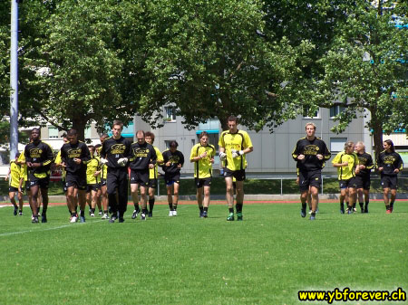 YB-Training