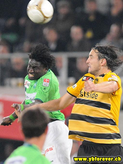 FC St. Gallen - YB