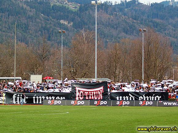 FC Thun - YB