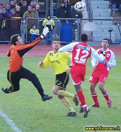 YB - FC Aarau