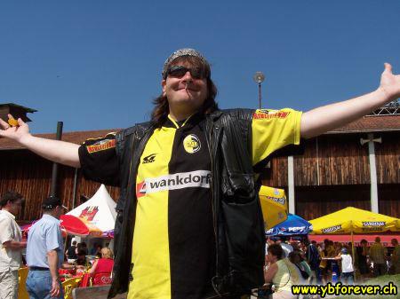 YB - FC Schaffhausen