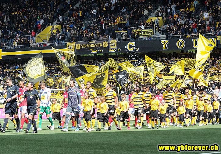 YB - FC Sion