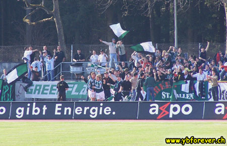 YB - FC St. Gallen