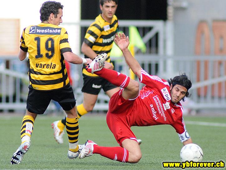YB - FC Vaduz